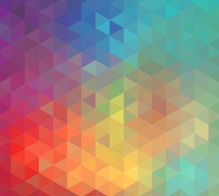 Обои на телефон кубы, цветные, плоские, абстрактные, xperia, tri flat color