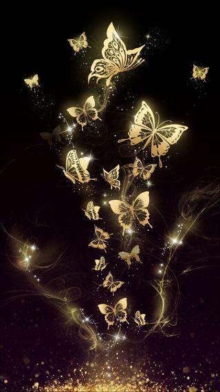 Обои на телефон сказочные, милые, бабочки, butterflys