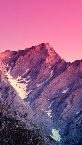Обои на телефон айфон 5, горы, nexus 5 mountain, ipodtouch5, iphone5s
