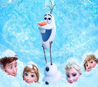 Обои на телефон холодное, фильмы, мультфильмы, дисней, frozen movie 2013, disney cartoon