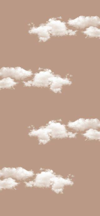 Обои на телефон aestetic, beige, небо, облака, эстетические, погода, облачно