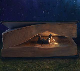 Обои на телефон love, любовь, крутые, арт, небо, девушки, жизнь, звезды, удивительные, цифровое, книга, учиться
