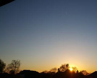 Обои на телефон вечер, солнце, природа, пейзаж, ночь, крутые, закат, afternoon, 4k