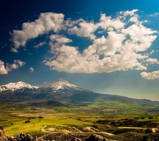 Обои на телефон небеса, турецкие, природа, мир, ислам, горы, turkiye- hasan mt, islam-, heaven turkish world, hasan mountains