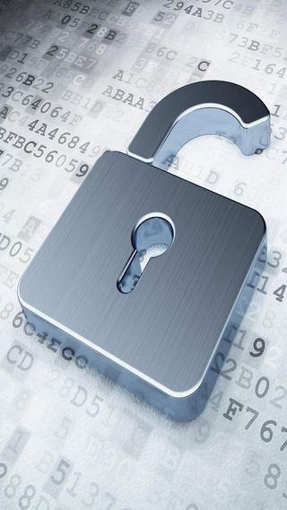 Обои на телефон блокировка, технологии, кибер, безопасность