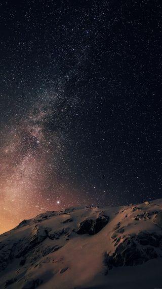 Обои на телефон небеса, пейзаж, небо, звезды, вселенная, universo, estrelas