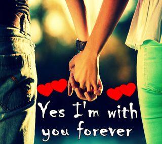 Обои на телефон love, withyou, любовь, милые, пара, чувства, навсегда, руки, обещание