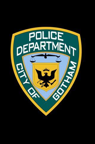 Обои на телефон полиция, темные, рыцарь, бэтмен, gcpd shoulder patch