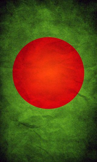 Обои на телефон флаг, бангладеш