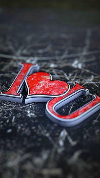 Обои на телефон i love you, love, любовь, сердце, ты, день