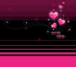 Обои на телефон сердце, розовые, любовь, день, 2160x1920px, love