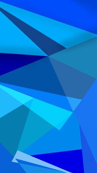 Обои на телефон цвет морской волны, формы, форма, синие