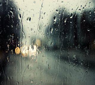 Обои на телефон дождь, день, rainyday, hd