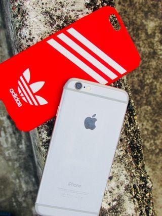 Обои на телефон айфон 6, красые, айфон, адидас, iphone, case, adidas