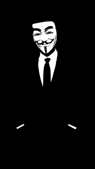 Обои на телефон хакер, анонимус, anon, 4chan