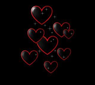 Обои на телефон валентинка, сердце, дизайн, valentine 24