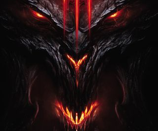 Обои на телефон демон, дракон, диабло, monster, dragon, diablo iii, diablo 3