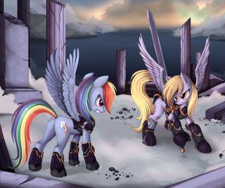Обои на телефон пони, мой, маленький, магия, дружба, броня, mlp, full armor