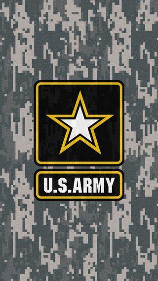 Обои на телефон камуфляж, цифровое, военные, армия, us army
