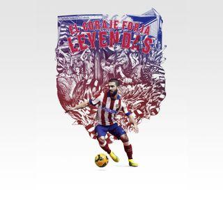 Обои на телефон иллюстрации, футбольные, найк, мадрид, дизайн, nike, atletico de madrid, atleti