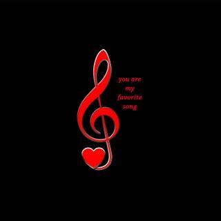 Обои на телефон песня, сердце, музыка, любовь, love