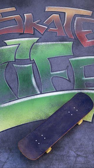 Обои на телефон скейт, улица, тег, крутые, жизнь, граффити, городские, город, арт, zedgetat2, skate life, art