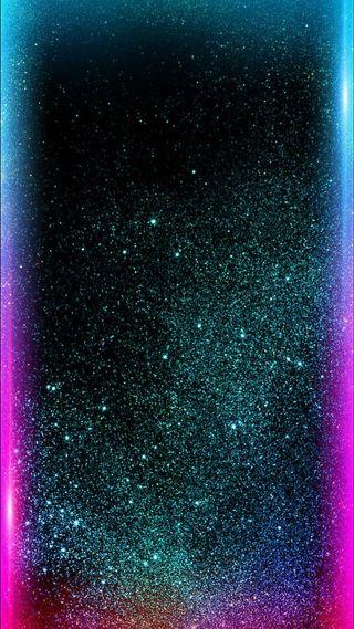 Обои на телефон грани, звезды, галактика, galaxy