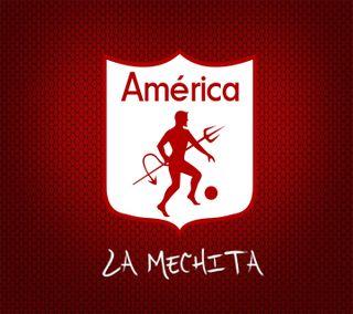 Обои на телефон футбол, спорт, колумбия, америка, amrica de cali