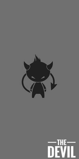 Обои на телефон дьявол, анимация, мстители, забавные, the devil