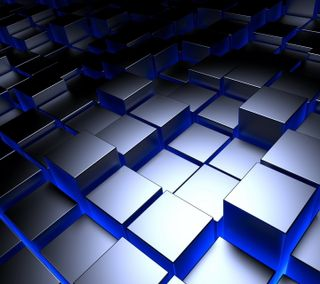 Обои на телефон кубы, фон, абстрактные, abstract cubes