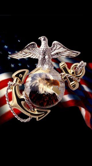Обои на телефон якорь, флаг, орел, морской, морские пехотинцы, крутые, классные, глобус, marine corps