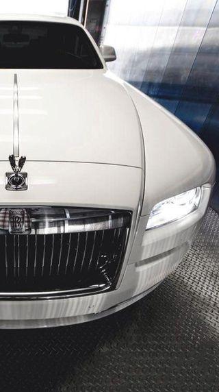 Обои на телефон роскошные, роллс, машины, белые, royce, rolls royce, luxury