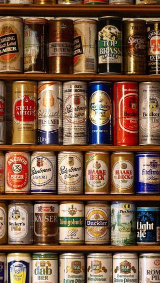 Обои на телефон пиво, напиток, бутылка, алкоголь