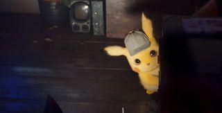 Обои на телефон пикачу, милые, pikachu detective