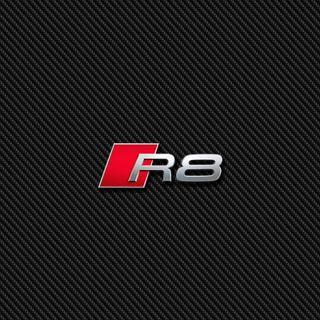 Обои на телефон значок, эмблемы, логотипы, карбон, ауди, r8, audi r8 carbon, audi