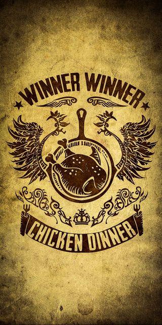 Обои на телефон победитель, пабг, логотипы, курица, игроки, winnerwinnerchickendinner, winner winner, pubg chicken, pubg, players unknown, chicken dinner, battlegrounds