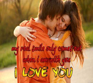 Обои на телефон целоваться, обнимать, ты, пара, новый, милые, любовь, вместе, love u, love, i love you