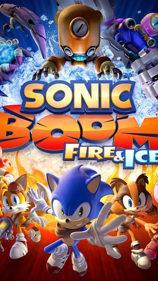 Обои на телефон соник, игра, еж, бум, sonic boom game, sonic boom