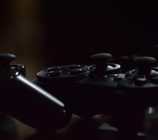Обои на телефон пс3, черные, темные, игры, playstation