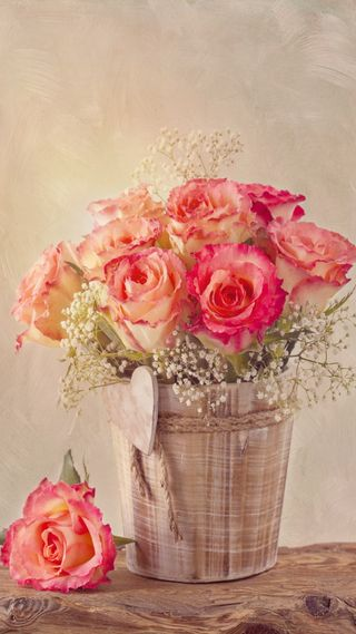 Обои на телефон love, любовь, прекрасные, цветы, сердце, розы, винтаж, ретро