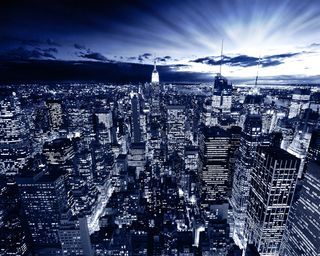 Обои на телефон приятные, новый, йорк, здания, город, горизонт, америка, абстрактные, skyline