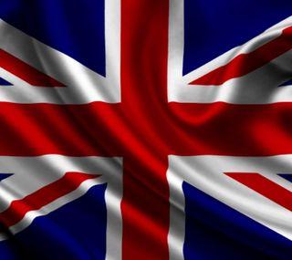 Обои на телефон флаг, знамя, англия, 2160x1920px