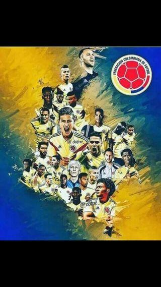 Обои на телефон falcao, mundial rusia, seleccion colombia, футбол, колумбия, джеймс, мундиаль, триколор