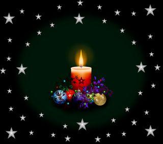 Обои на телефон свеча, свет, рождество, дизайн, candle light 7