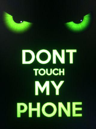Обои на телефон трогать, телефон, заблокировано, keep