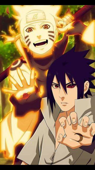Обои на телефон шесть, саске, наруто, аниме, six paths, shippuden, naruto and sasuke