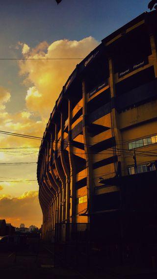 Обои на телефон стадион, бока, аргентина, estadios, bombonera de boca, bombonera, 2018