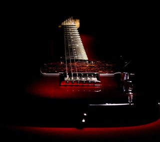 Обои на телефон гитара, музыка, красые