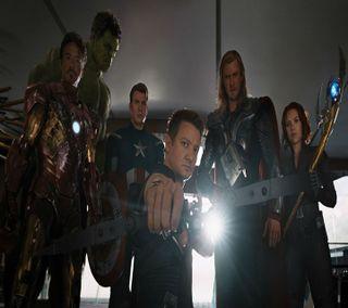 Обои на телефон герои, мстители, avengers assemble
