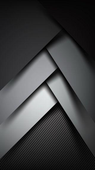 Обои на телефон волокно, черные, серые, карбон, дизайн, абстрактные